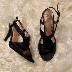 Mootsie Tootsies Black Heels